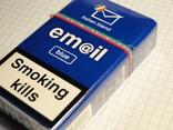 Сигареты Em@il blue фото 7