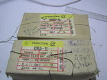 Резисторы переменные СП 3-9. 1 кОм-35 шт.; 6,8 кОм-47 шт., фото №2