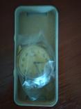 Часы мужские,,Луч,, механические. В желтом металле.Не позолота., фото №5