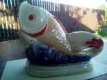 Фарфоровая рыбка. Коростень., фото №3