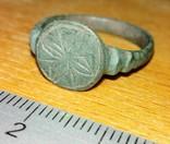 Перстень 16-17 век фото 2