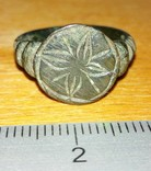 Перстень 16-17 век