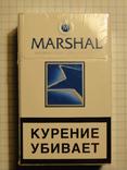 Сигареты MARSHAL