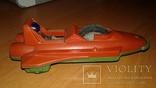 Инерционный гоночный автомобиль СССР., фото №2