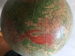 Польский довоєнний глобус - Eugeniusz Romer - Lwów, фото №7