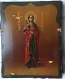 Икона «Св. царица Александра, стиль «Русский модерн». фото 2