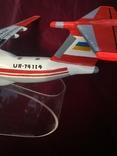 Настольная модель самолета АН-74, фото №7