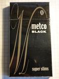 Сигареты METCO BLACK