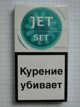 Сигареты JET SET MENTHOL