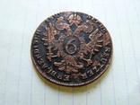 6 крейцеров 1800 г., Francis II, Священная Римская империя, фото №4