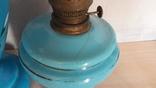 Старинная керосиновая лампа фото 4