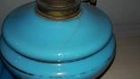 Старинная керосиновая лампа фото 5
