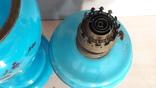 Старинная керосиновая лампа фото 9