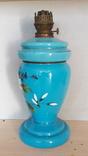 Старинная керосиновая лампа фото 10