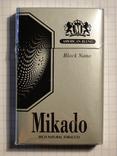 Сигареты Mikado Black Nano
