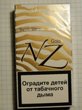 Сигареты NZ Gold фото 2