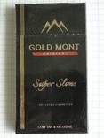 Сигареты GOLD MONT Super slims