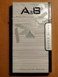 Сигареты A & B WHITE