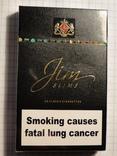 Сигареты JIM SLIMS