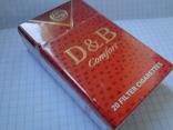 Сигареты D & B Comfort RED фото 5
