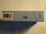 Сигареты TIME BLUE фото 4