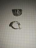 Браслет, кольцо и серьги., фото №10