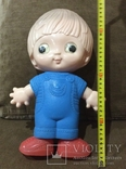 Кукла с бегающими глазками, фото №3
