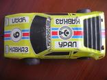 Железная машинка Авторалли Урал Кавказ, фото №7
