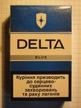 Сигареты DELTA BLUE фото 1