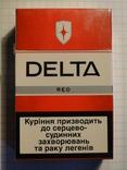 Сигареты DELTA RED