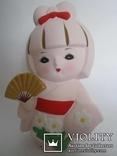 Статуэтка фигурка кокеши Нежность Япония, фото №3