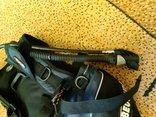 Жилет-компенсатор плавучести,регулятор,консоль с приборами, фото №3