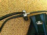 Жилет-компенсатор плавучести,регулятор,консоль с приборами, фото №4