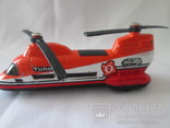 Модель вертолёта,метал, фото №3