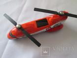 Модель вертолёта,метал, фото №8