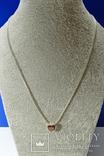 Колье Esprit c кулоном. Серебро 925, камень. Клейма., фото №3