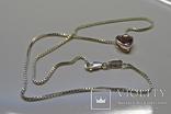 Колье Esprit c кулоном. Серебро 925, камень. Клейма., фото №9