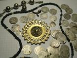 Коллекция украшений начало 17 века