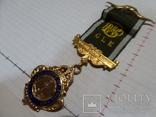Масонская медаль  знак масон 2114, фото №2