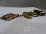 Масонская медаль  знак масон 2114, фото №7