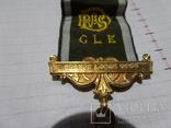 Масонская медаль  знак масон 2114, фото №8