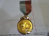 Масонская медаль 1913 год. позолота знак масон 1925, фото №2