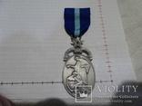 Масонская медаль знак масон 4206, фото №2