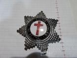 Масонская медаль орден знак масон  u127, фото №2