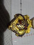 Масонская медаль 1946 год знак масон 1729, фото №3