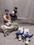 На возу с быками Сорочинський ярмарок Коростень Трегубова, фото №2