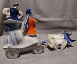 На возу с быками Сорочинський ярмарок Коростень Трегубова, фото №4
