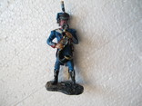 Гренадер Удино . Музыкант . Наполеон 65 мм Италия олово, фото №2