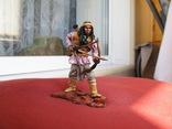 Индеец Geronimo Оловянный солдат 80 см, фото №2