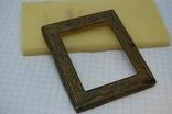 Рамочка для картины или иконки. металл. 60х70мм, фото №2